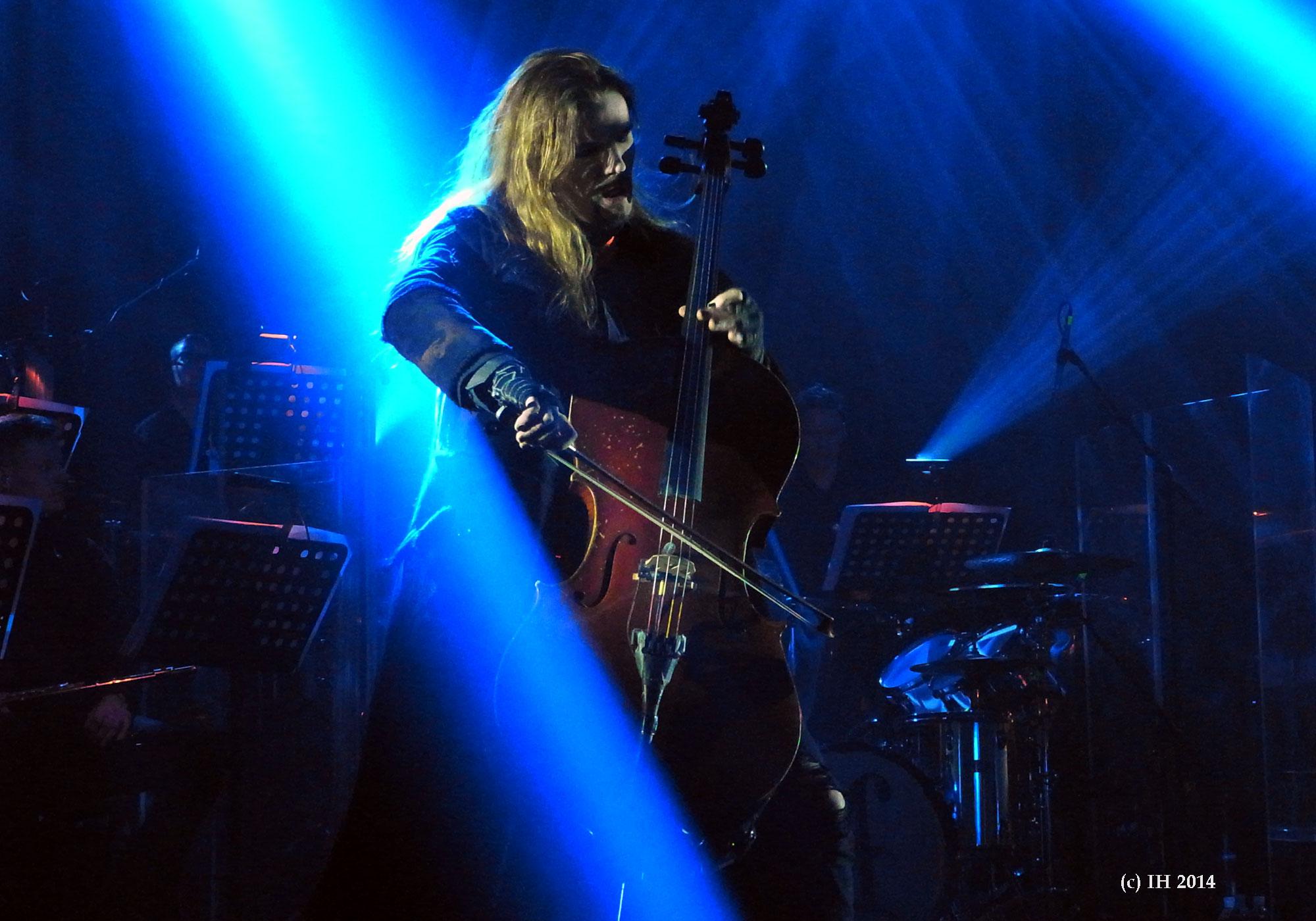 Apocalyptica 01 Tempodrom Berlin 2014