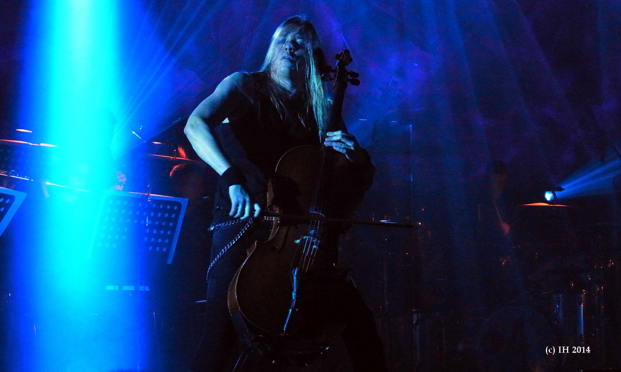 Apocalyptica 07 Tempodrom Berlin 2014