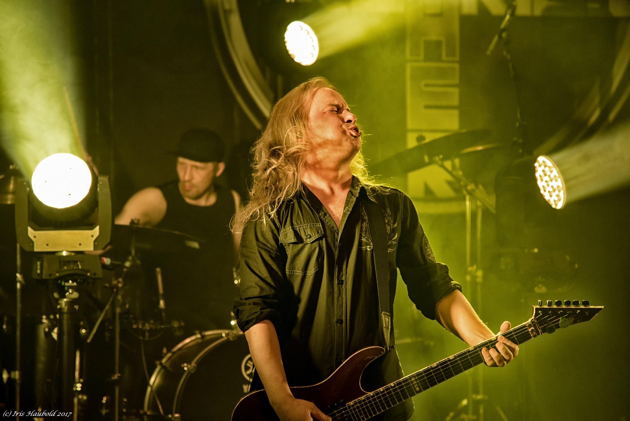 Brother Firetribe - Tavastia Helsinki 2017
