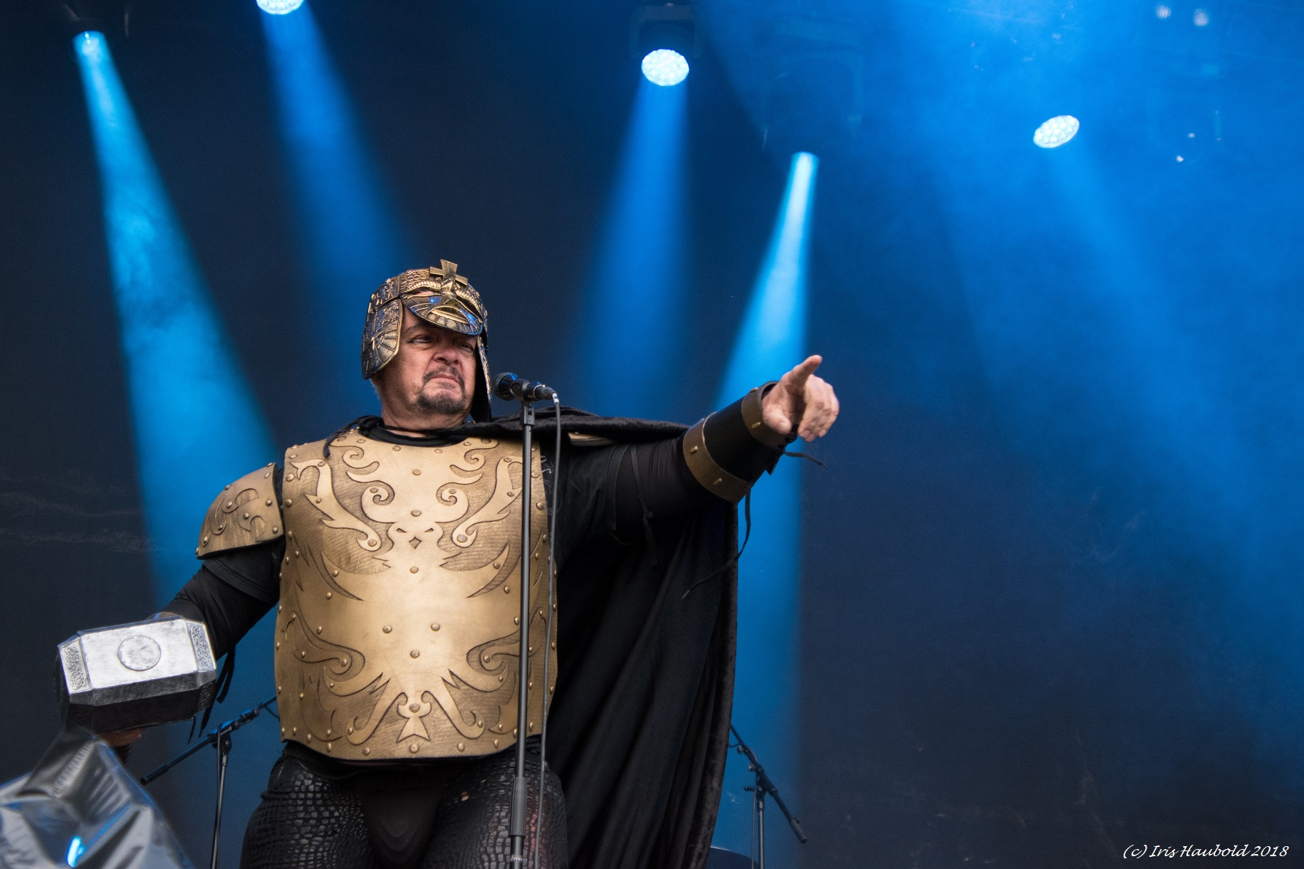 Thor - South Park Festival, Tampere, 2018