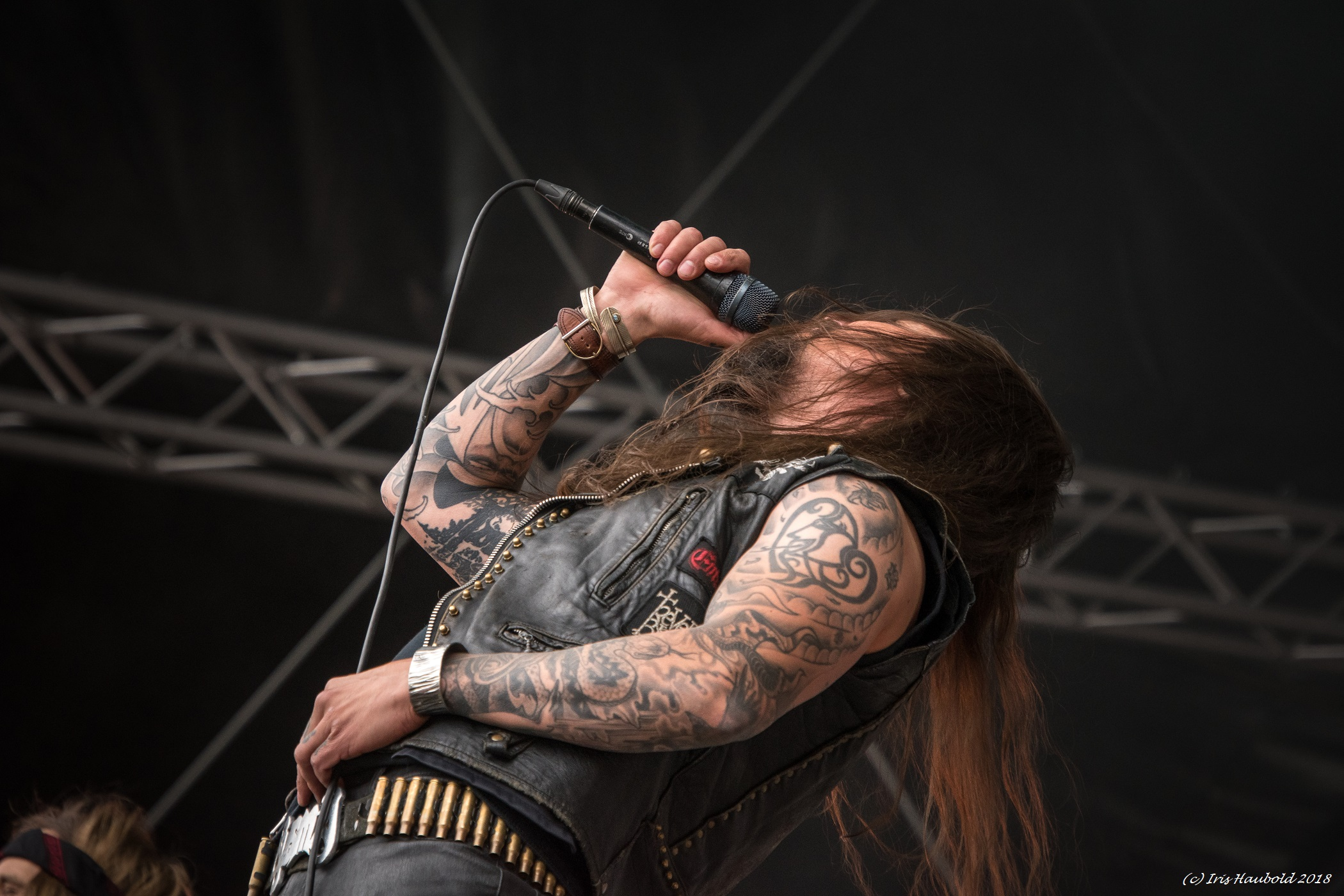 Amorphis - South Park Festival, Tampere, 2018