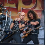 Accept - South Park Festival, Tampere, 2018